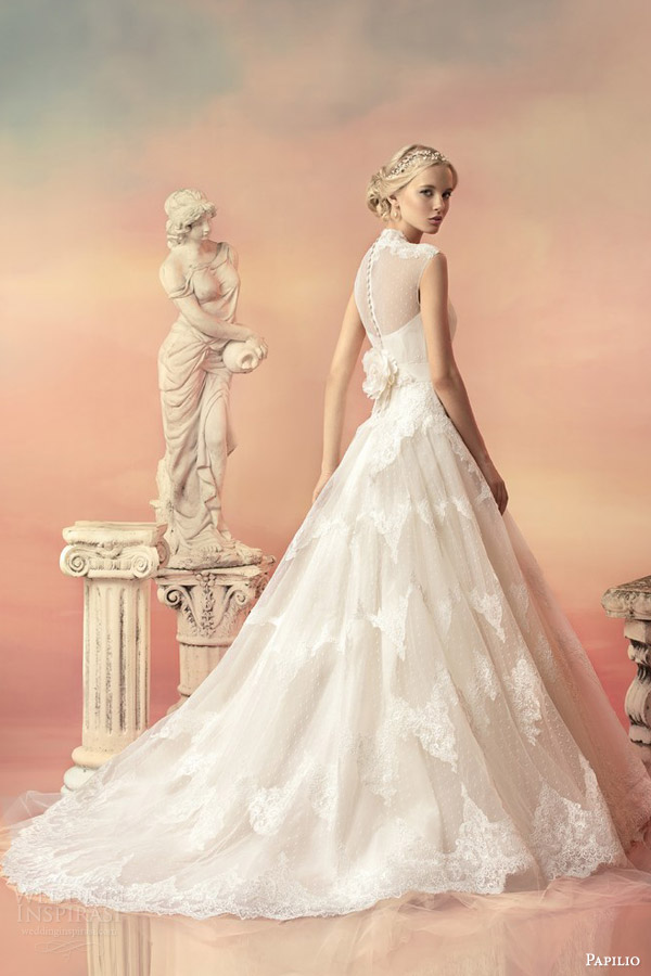 Papilio 2015 Wedding Dresses  Hellas Bridal Collection