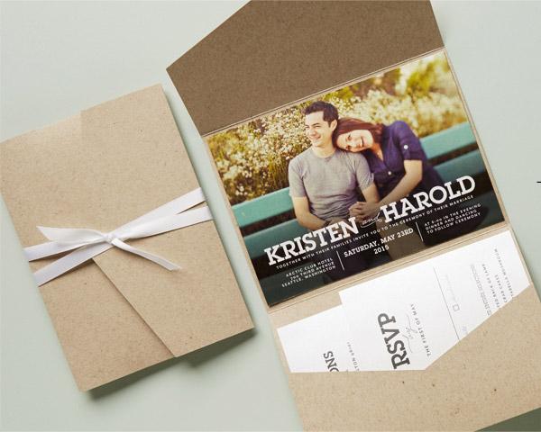 An Wedding Invitations Paper Divas