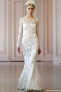 Trubridal Wedding Blog | Oscar de la Renta Bridal Spring ...