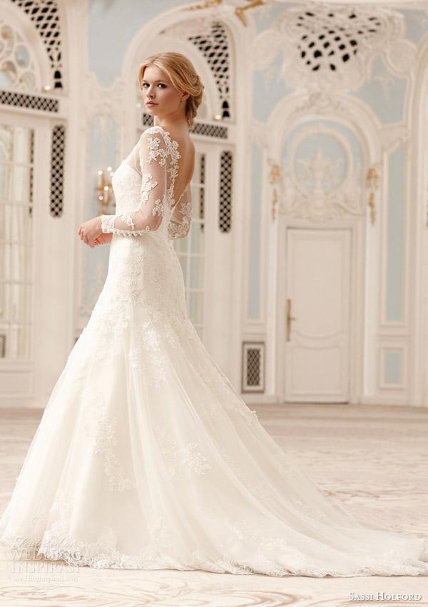 Sassi Holford 2015 Couture Wedding Dresses Savoy Bridal