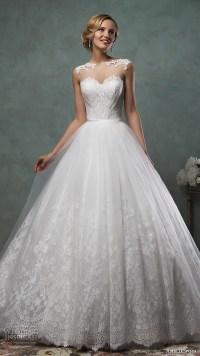 Amelia Sposa 2016 Wedding Dresses   Wedding Inspirasi