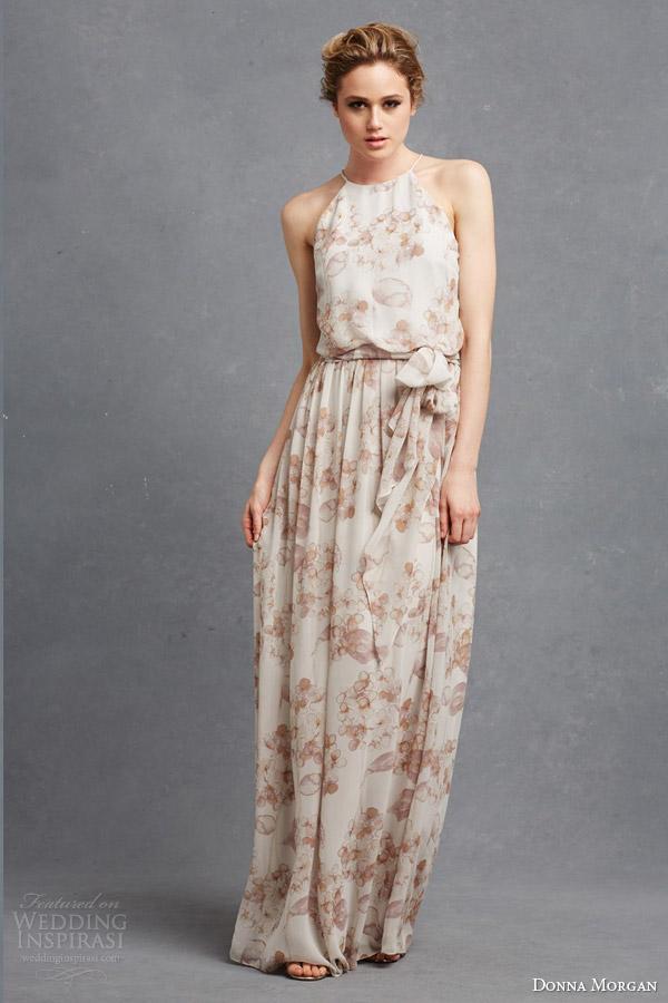 Donna Morgan Serenity Bridal Party Collection