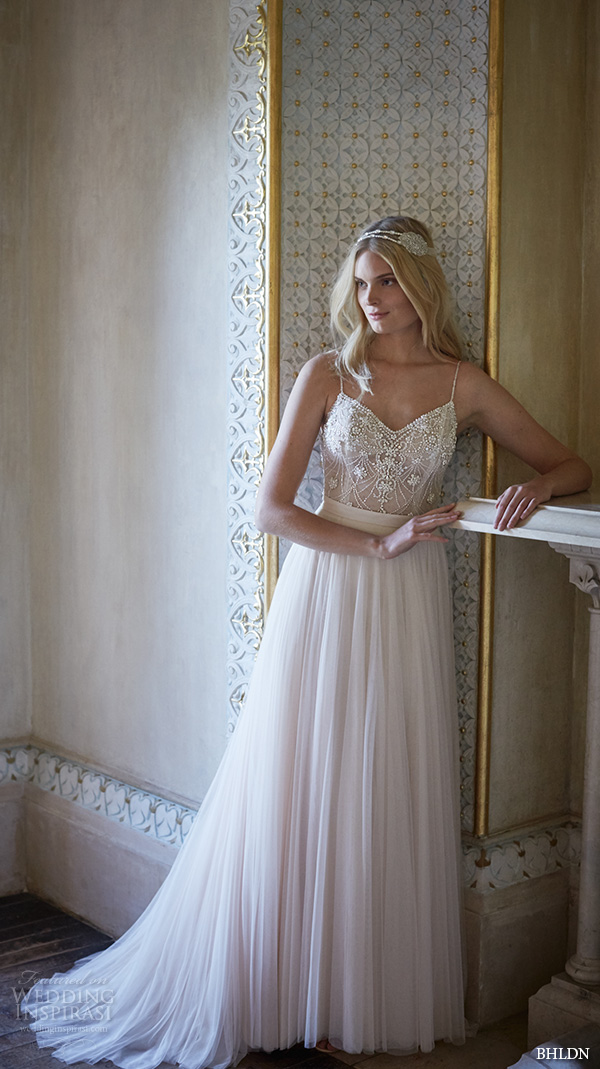 BHLDN Fall 2015 Wedding Dresses \