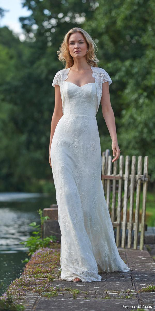Stephanie Allin Couture 2016 Wedding Dresses: \