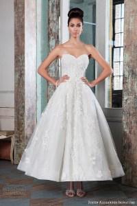 Justin Alexander Signature Spring 2016 Wedding Dresses ...