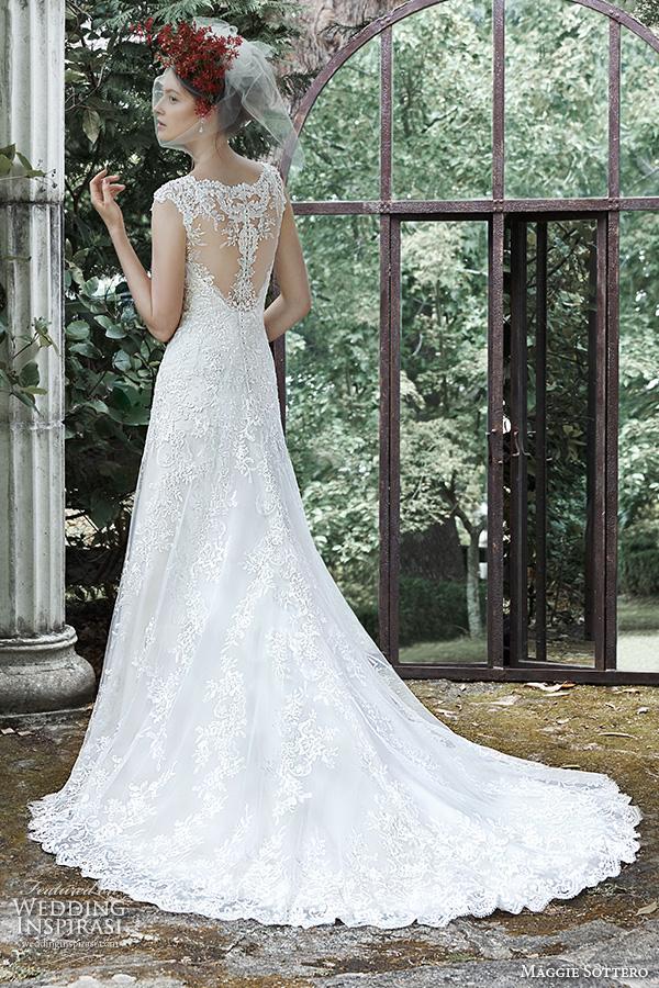Maggie Sottero Fall 2015 Wedding Dresses  Wedding Inspirasi