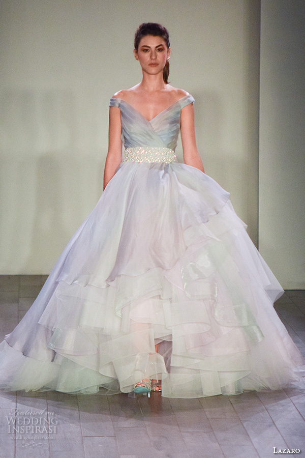 9 More Beautiful 2016 Wedding Dress Trends - crazyforus