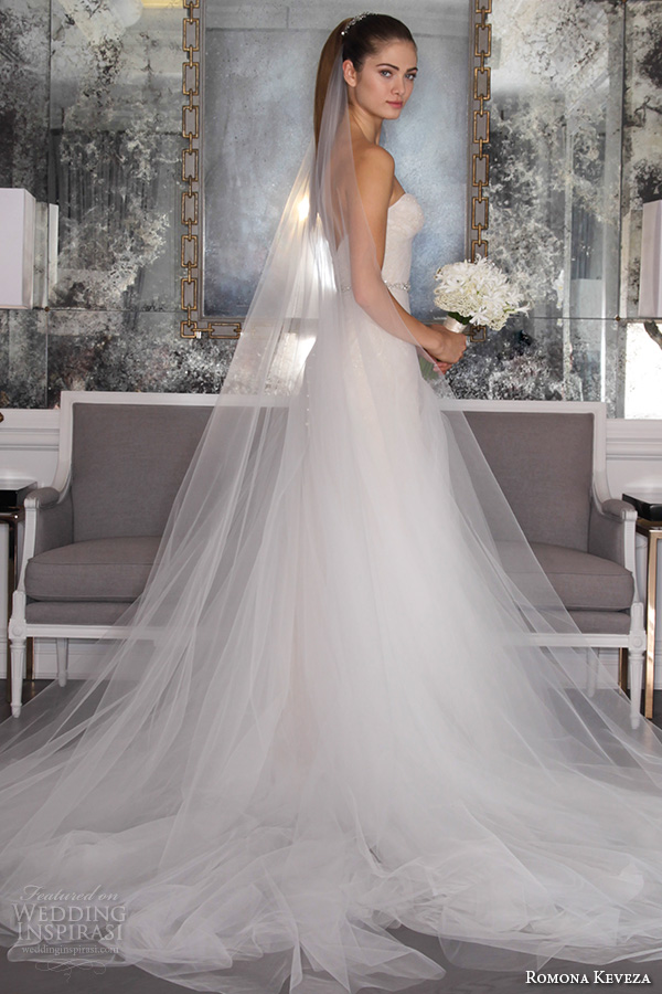 Romona Keveza Fall 2016 Luxe Bridal Wedding Dresses Crazyforus