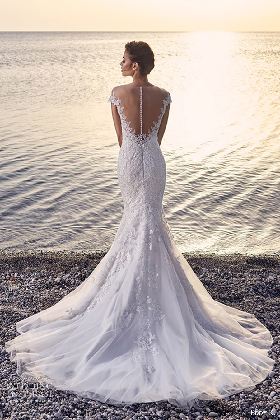 Eddy K 2017 Wedding Dresses  Dreams Bridal Collection  Wedding Inspirasi