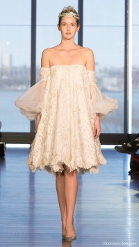 Francesca Miranda Spring 2017 Wedding Dresses | Wedding ...