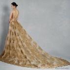 Gold Wedding Dresses 2017
