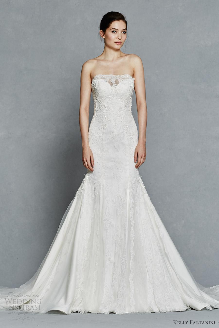 Kelly Faetanini Spring 2017 Wedding Dresses  Wedding Inspirasi