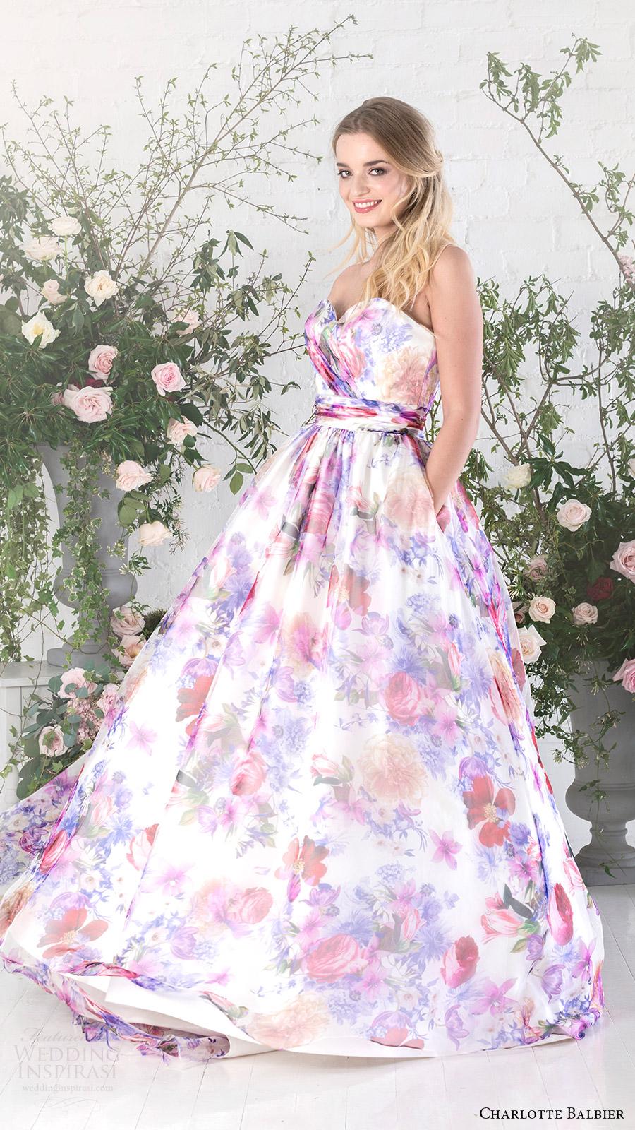 Charlotte Balbier 2017 Wedding Dresses  Untamed Love Bridal Collection  Wedding Inspirasi