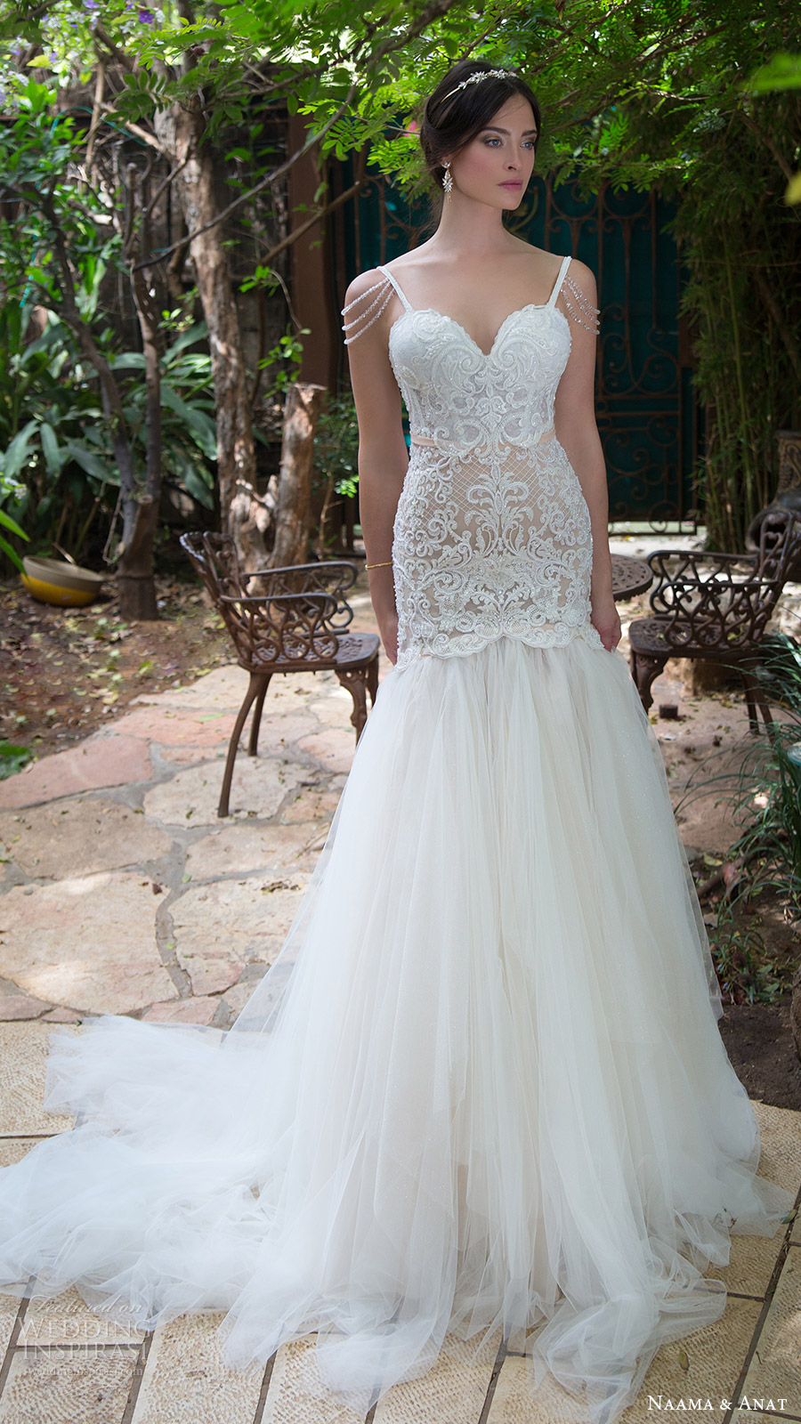 120adc1690d5 Naama Anat 2017 Wedding Dresses Primavera Bridal