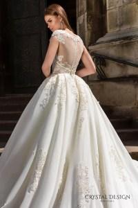 Pics For > Crystal Wedding Dresses