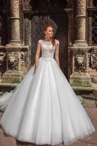 Crystal Design 2016 Wedding Dresses - us227