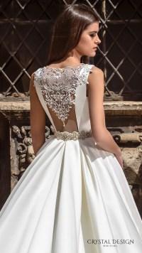 Crystal Design 2016 Wedding Dresses | Wedding Inspirasi