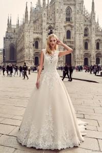 Eddy K. 2017 Wedding Dresses  Milano Bridal Collection ...