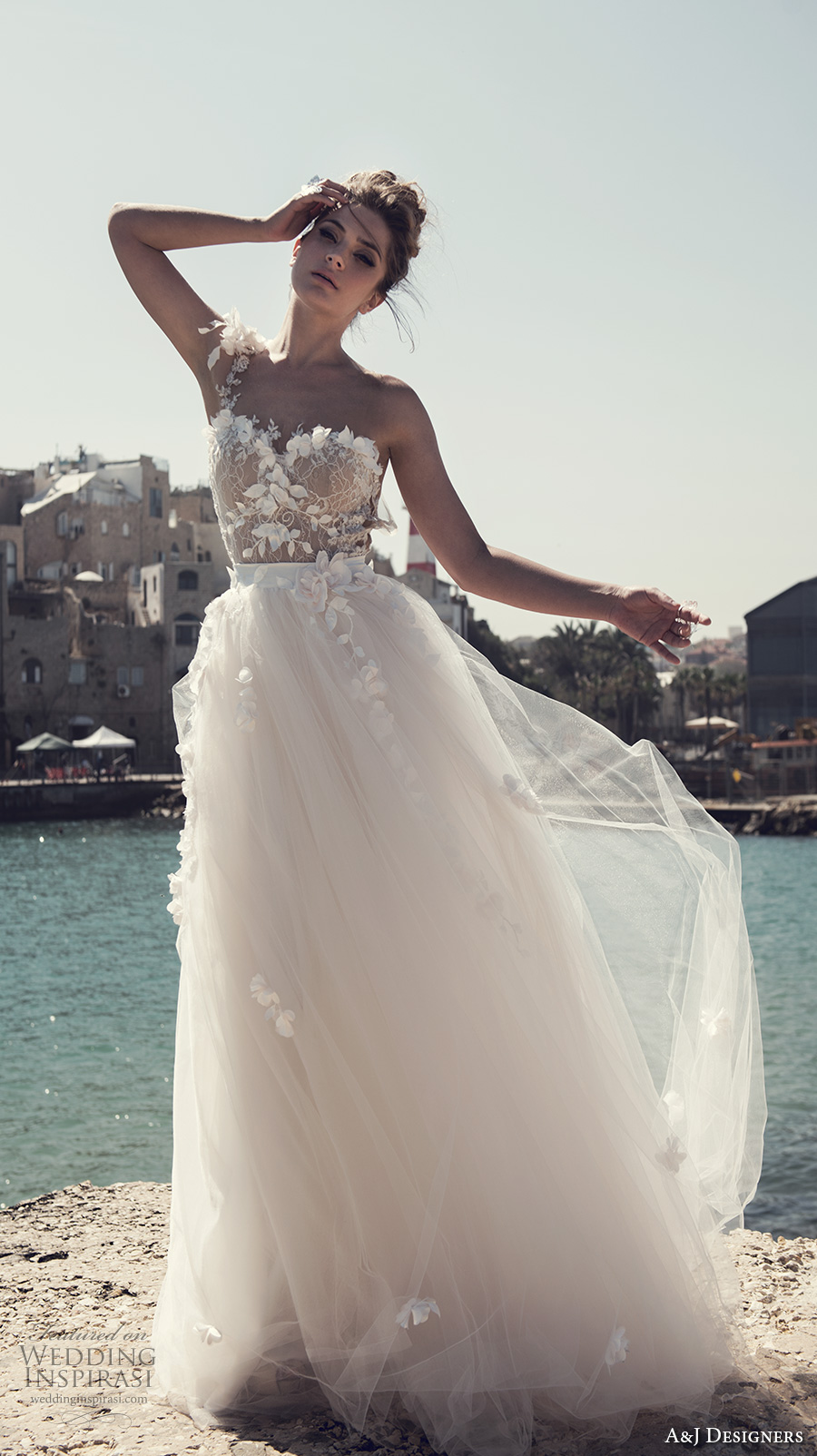 AJ Designers 2017 Wedding Dresses  Wedding Inspirasi