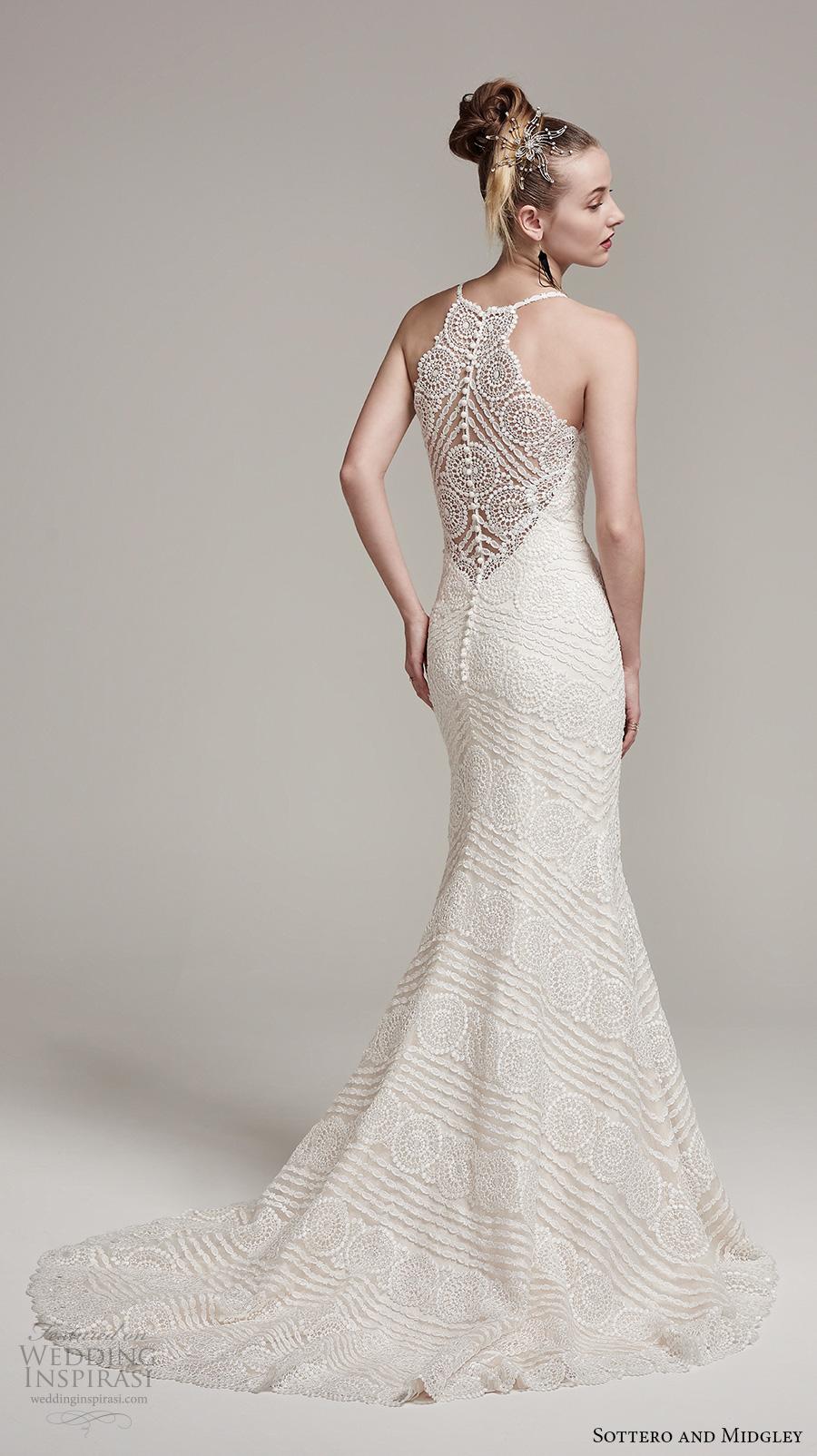 Sottero and Midgley Fall 2016 Wedding Dresses  Amlie Bridal Collection  Wedding Inspirasi