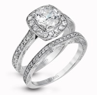 Simon G. Engagement Ring Styles for Every Bride