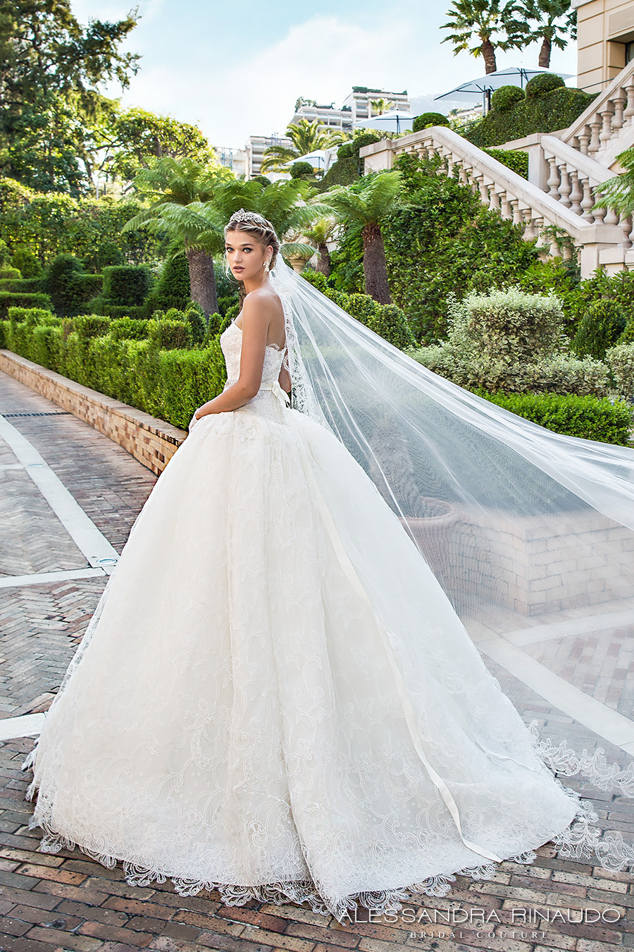 98ff20fd93e √ Alessandra Rinaudo 2017 Wedding Dresses Gorgeous Italian