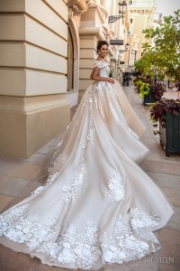 Crystal Design 2017 Wedding Dresses  Haute Couture Bridal ...