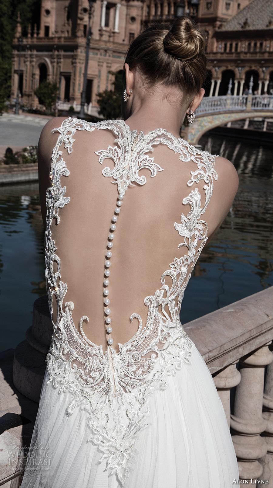 Alon Livne White 2017 Wedding Dresses  Wedding Inspirasi