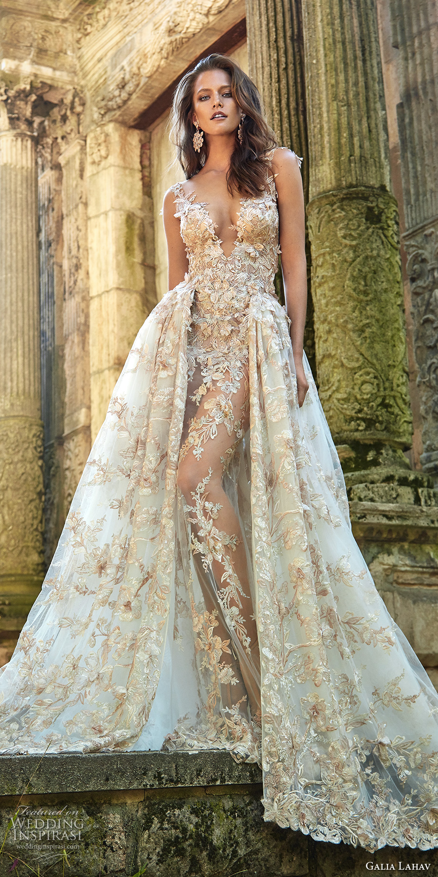Beautiful Bridal Dreams are Made of These  Galia Lahav Fall 2017 Wedding Dresses  Wedding