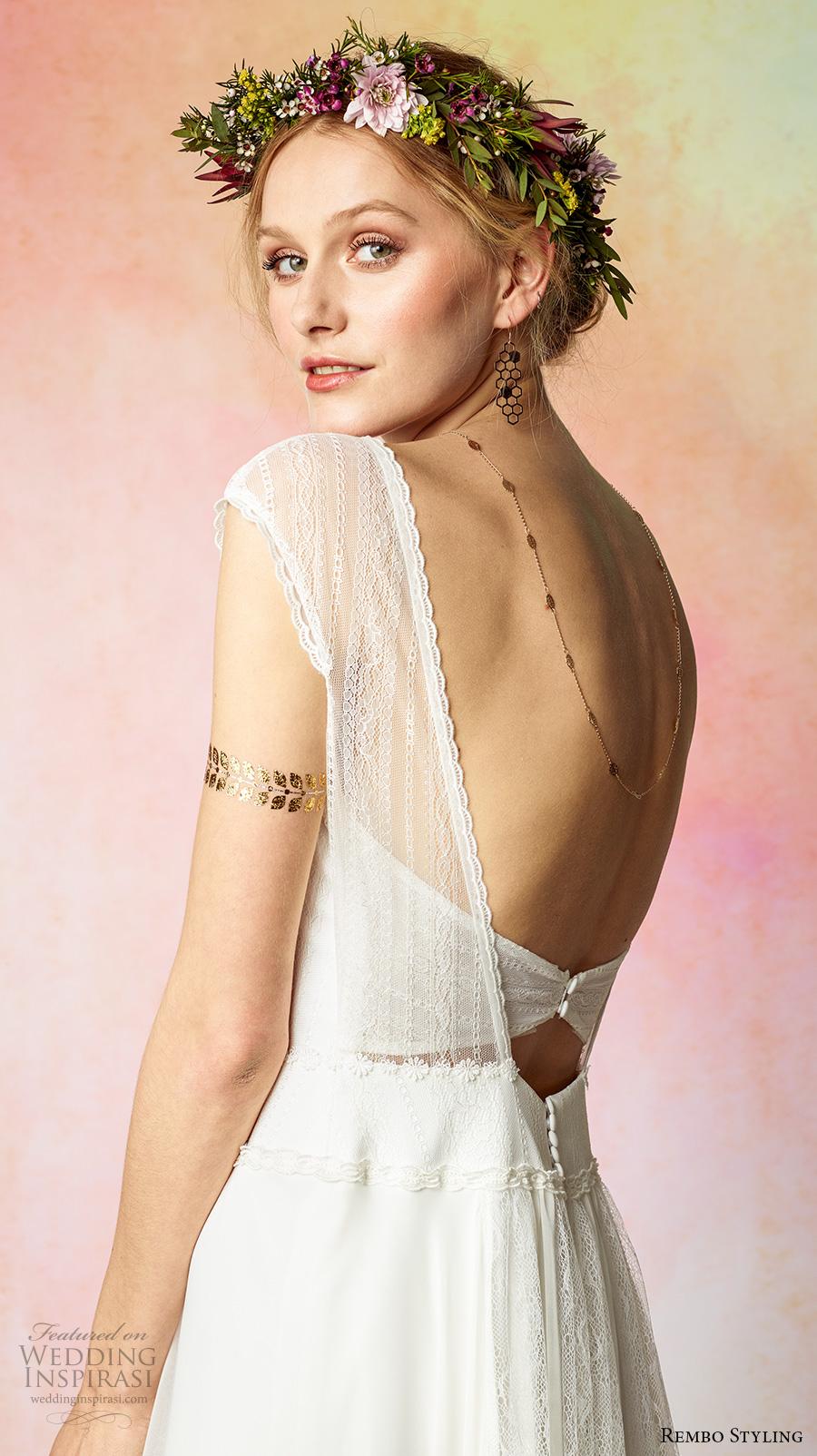 Rembo Styling 2017 Wedding Dresses Wedding Inspirasi