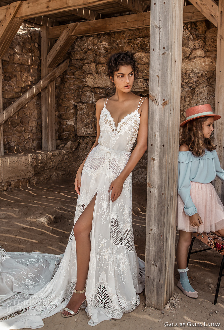 Gala by Galia Lahav 2017 Wedding Dresses  Bridal Collection no III  Wedding Inspirasi