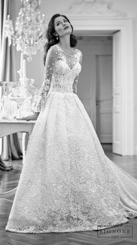 Maison Signore Exquisite Made in Italy Wedding Dresses ...