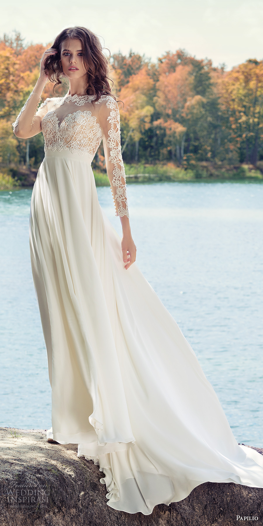 Papilio 2017 Wedding Dresses - crazyforus
