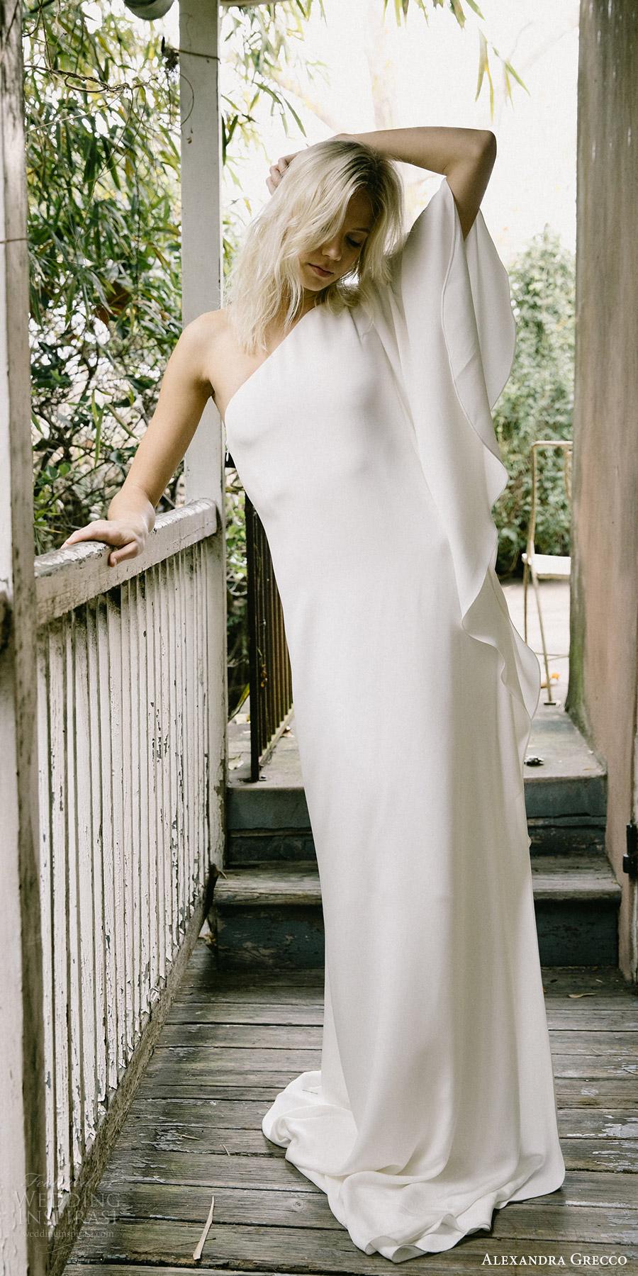 Alexandra Grecco Fall 2017 Wedding Dresses Wedding Inspirasi