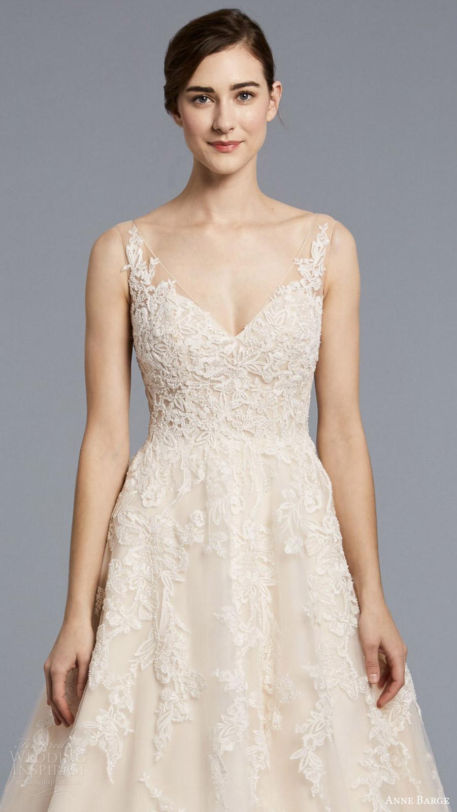 Anne Barge Spring 2018 Wedding Dresses  New York Bridal