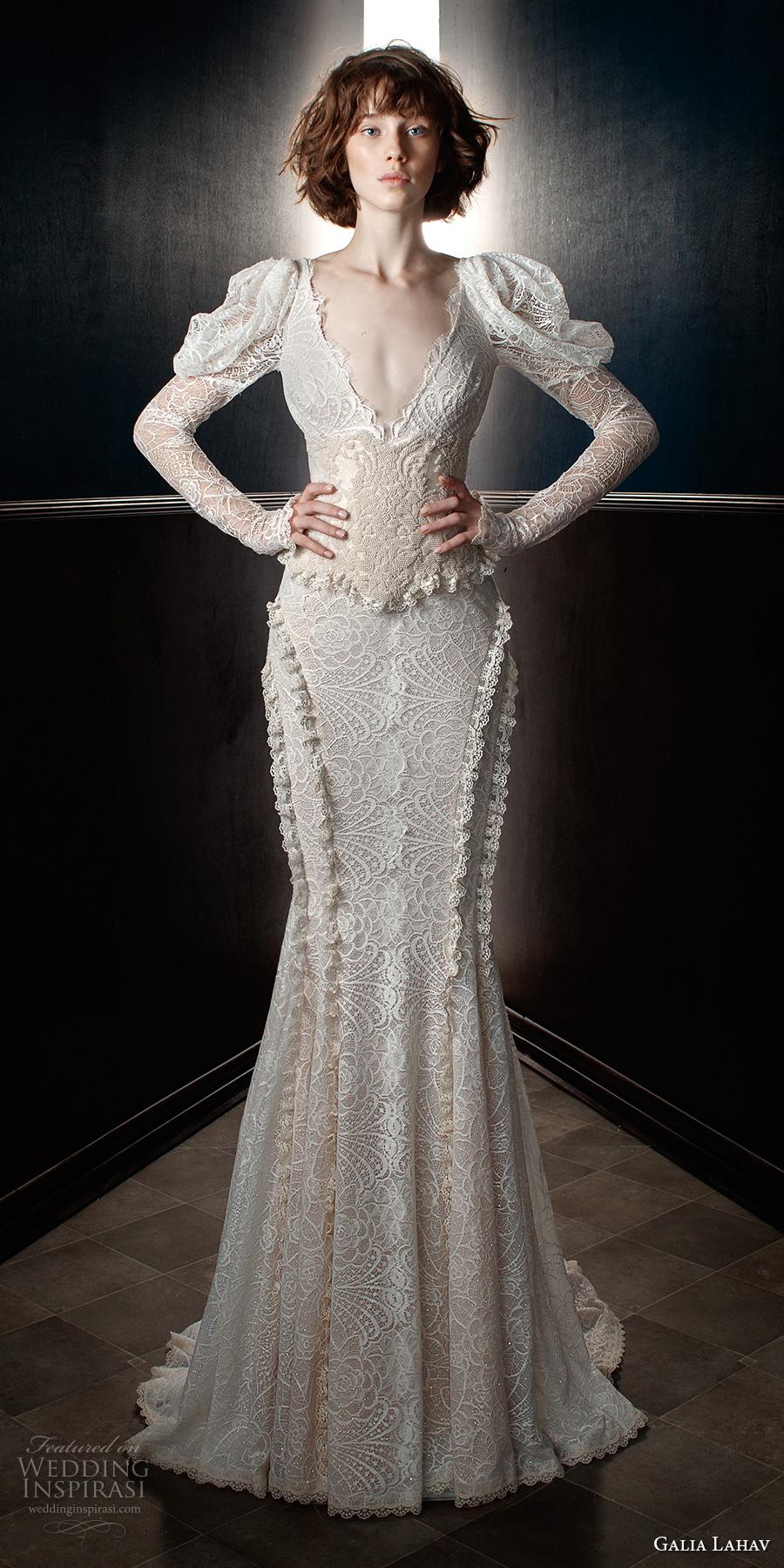 1a87fd6e5c20 Galia Lahav Spring 2018 Wedding Dresses Victorian · 439 Best Long Sleeved  ...