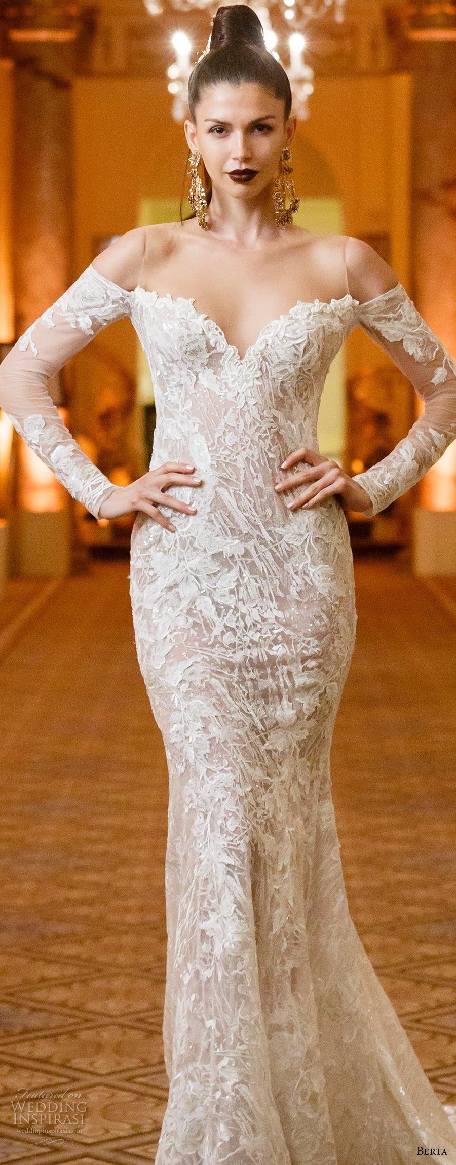 Wedding Dress 2018 Elegant Sexy