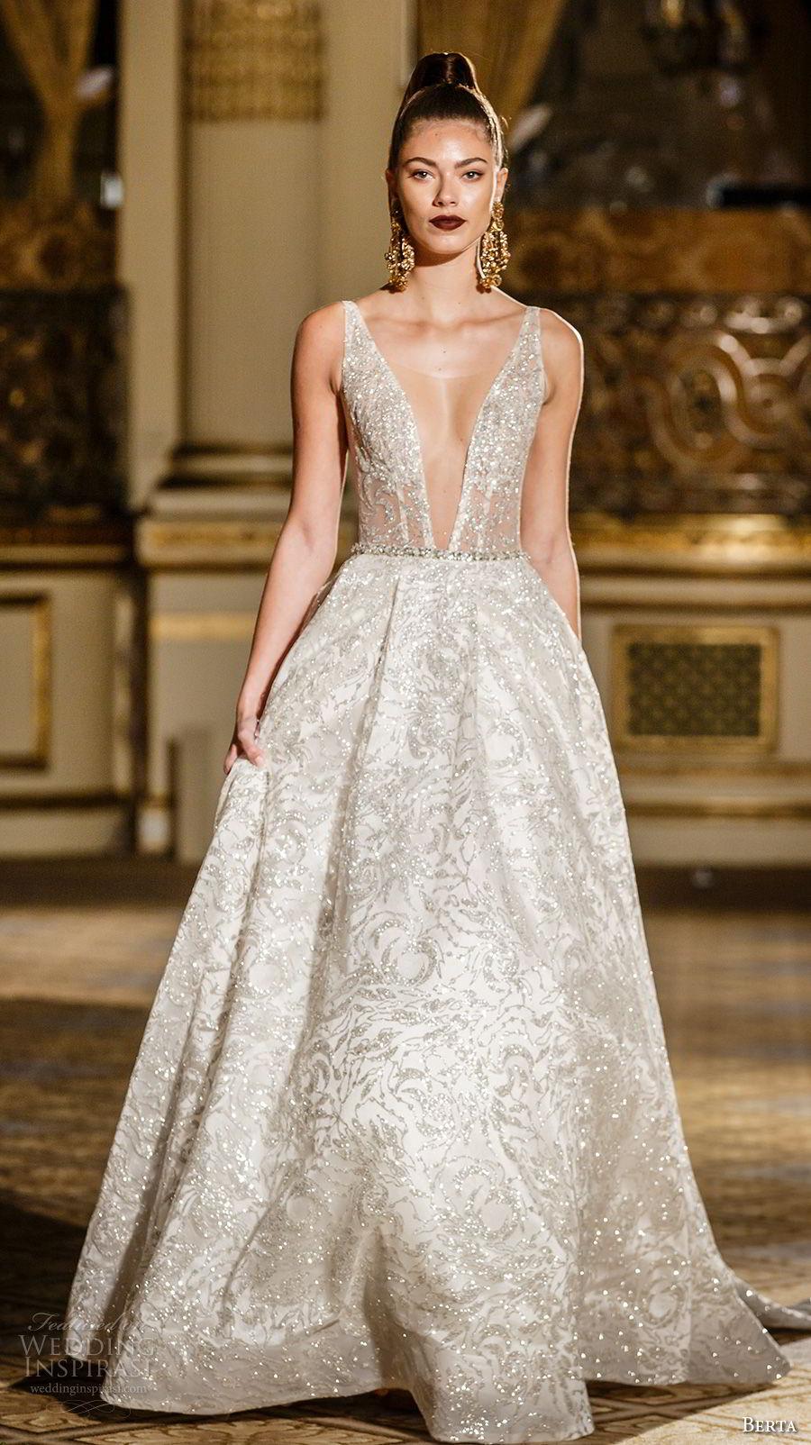 Berta Spring 2018 Wedding Dresses New York Bridal