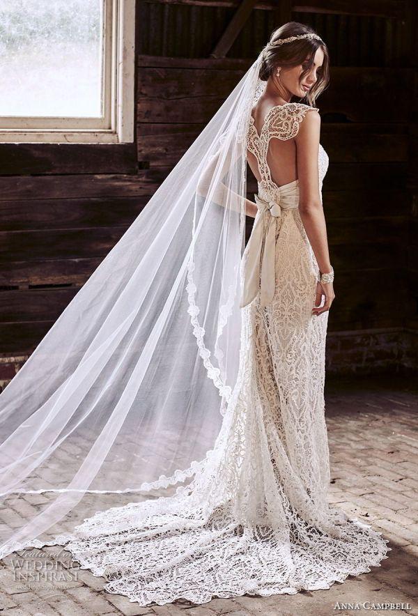 Anna Campbell 2018 Wedding Dresses Eternal Heart