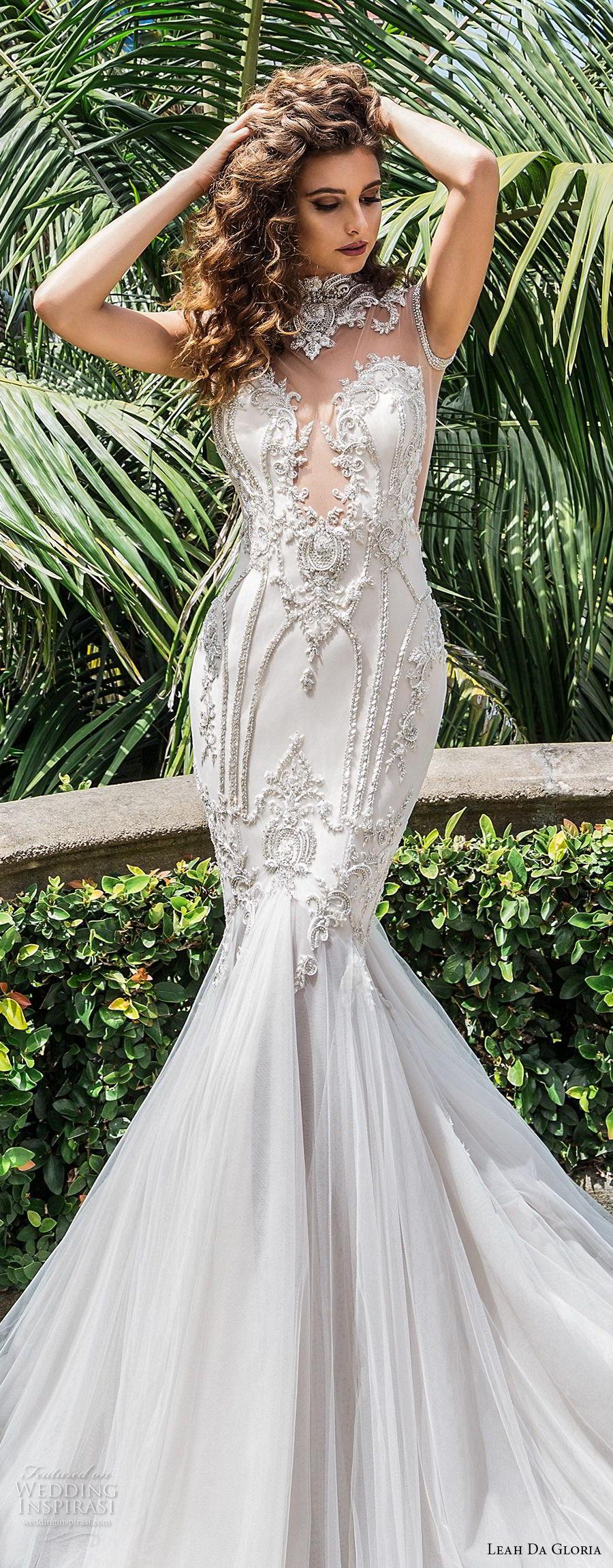 Leah Da Gloria 2017 Wedding Dresses Wedding Inspirasi