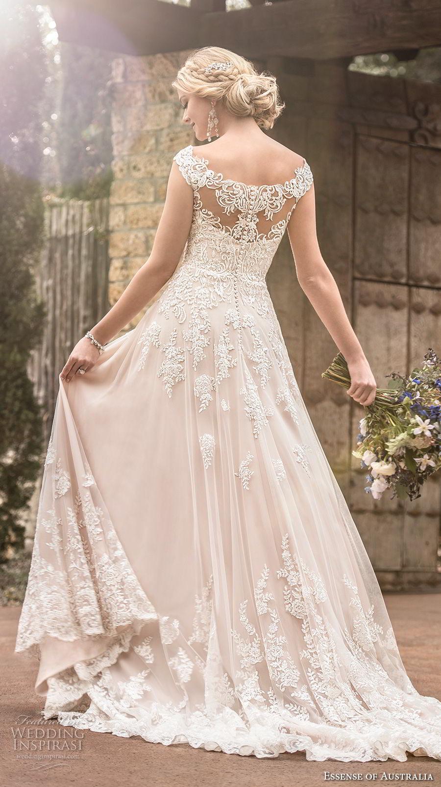 Trubridal Wedding Blog  Essense of Australia Fall 2017 Wedding Dresses  Trubridal Wedding Blog