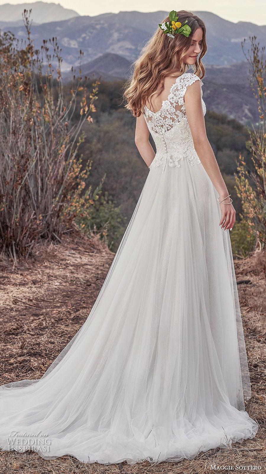 Maggie Sottero Fall 2017 Wedding Dresses Cordelia
