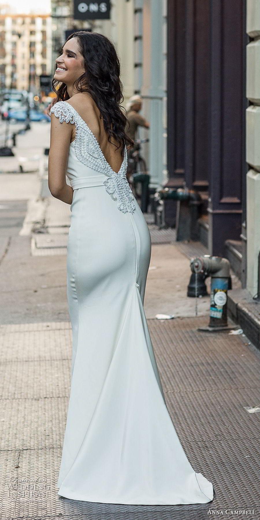 Anna Campbell Fall 2018 Wedding Dresses - crazyforus