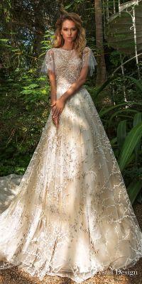 Crystal Design 2018 Wedding Dresses  Royal Garden ...