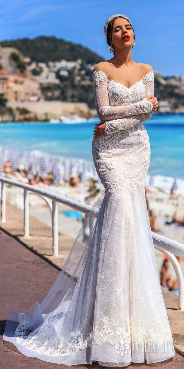 Katherine Joyce 2018 Wedding Dresses Ma Cherie Bridal Collection Inspirasi