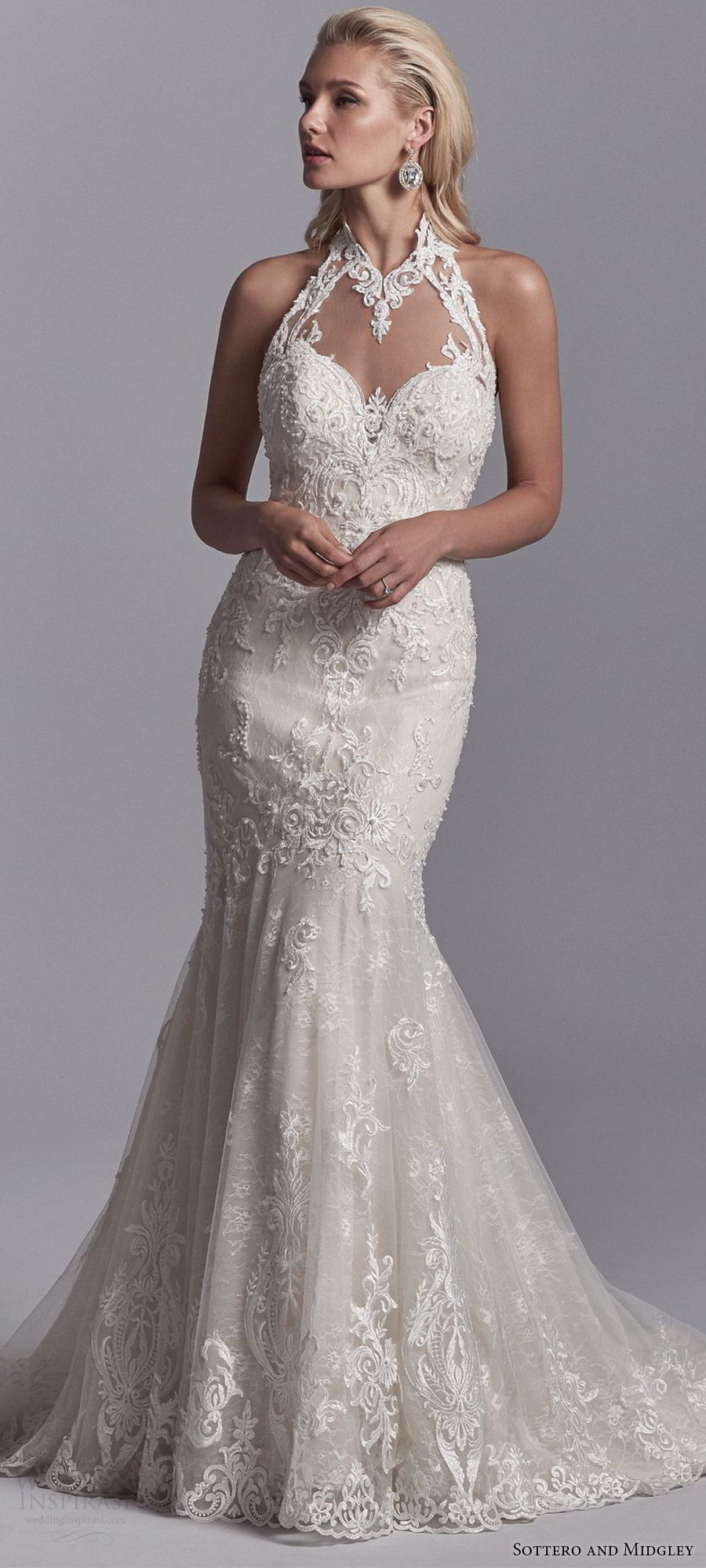 2018 Wedding Dress Trends To Love Part 1 Crazyforus