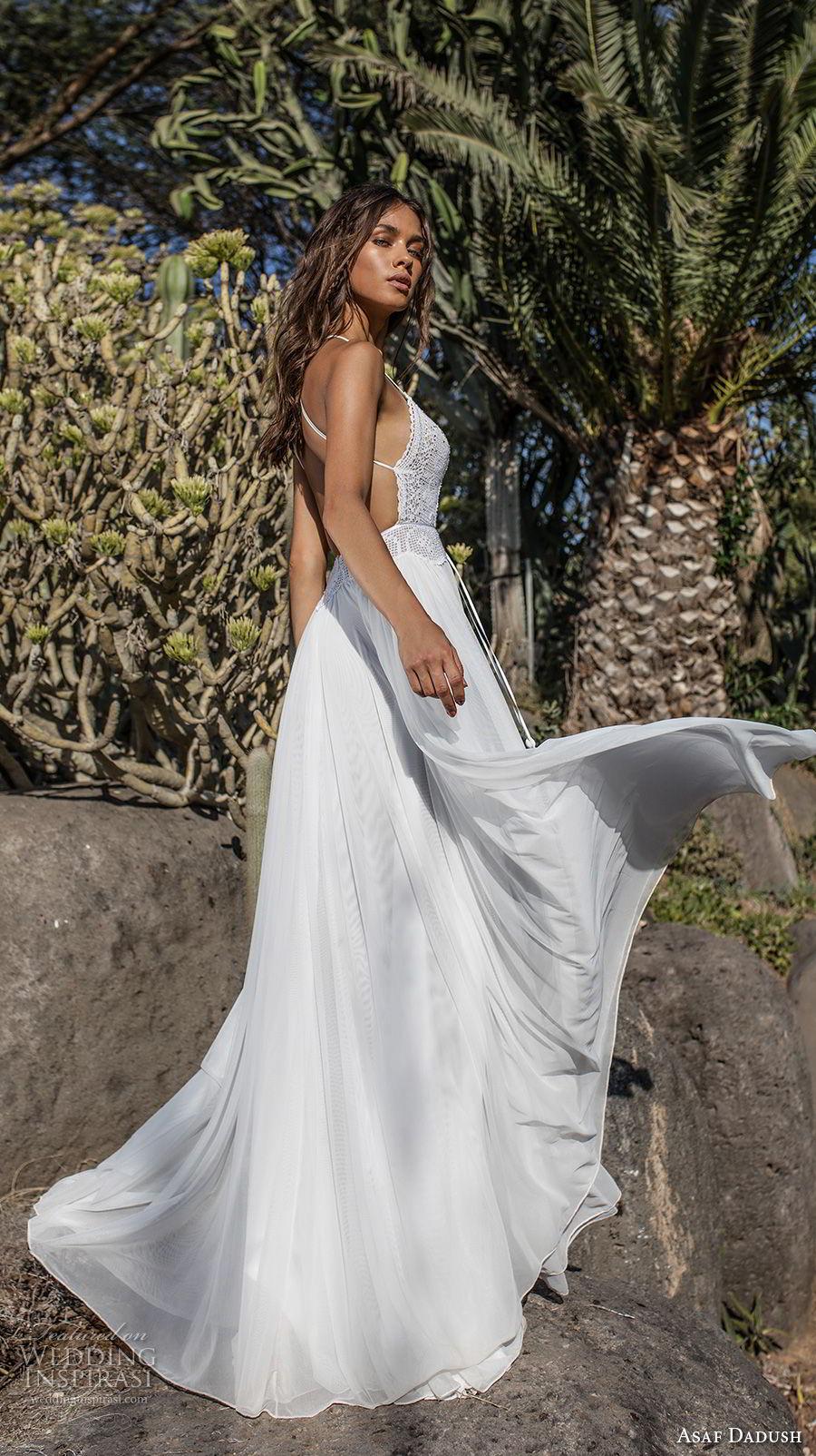 Asaf Dadush 2018 Wedding Dresses  Wedding Inspirasi