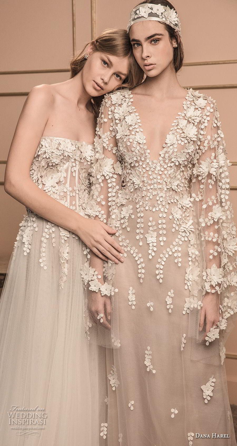 dana harel 2018 bridal romantic wedding gowns 2