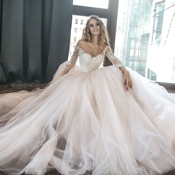 olivia bottega 2018 bridal wedding inspirasi featured wedding gowns dresses and collection