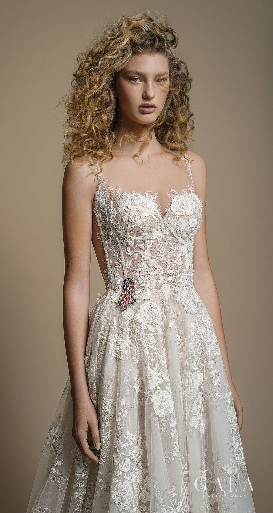 GALA by Galia Lahav Collection No VI  These Wedding Dresses are the Stuff of Dreams  Wedding